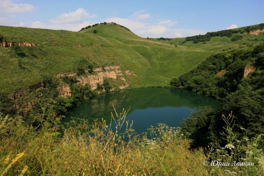 Озера Шатхурей летом (2)