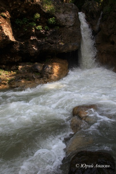 Царские водопады летом (3)