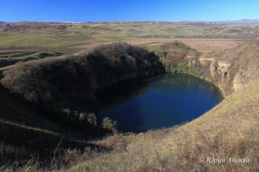 Озера Шатхурей осенью