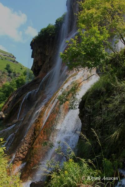 Царские водопады летом (2)