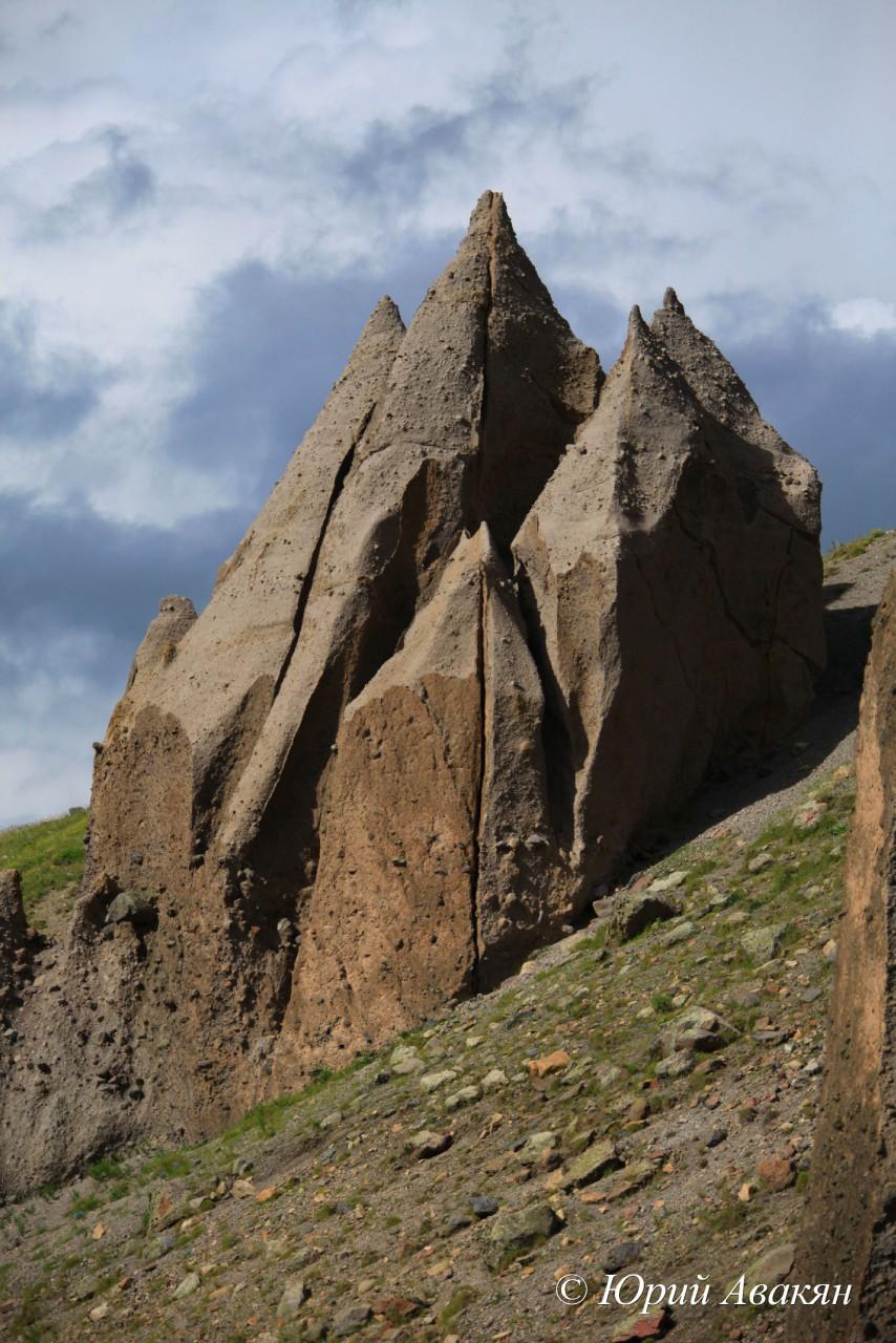 Долина Замков на Джилы Су