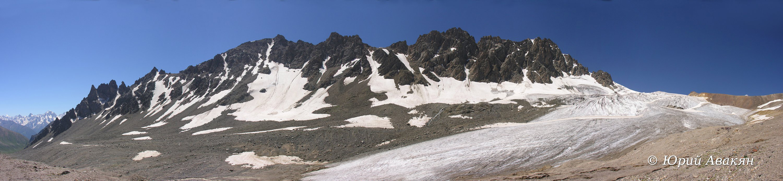 Перевал Ирикчат