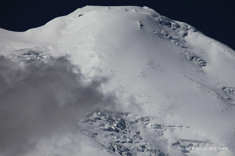 Западная вершина Эльбруса