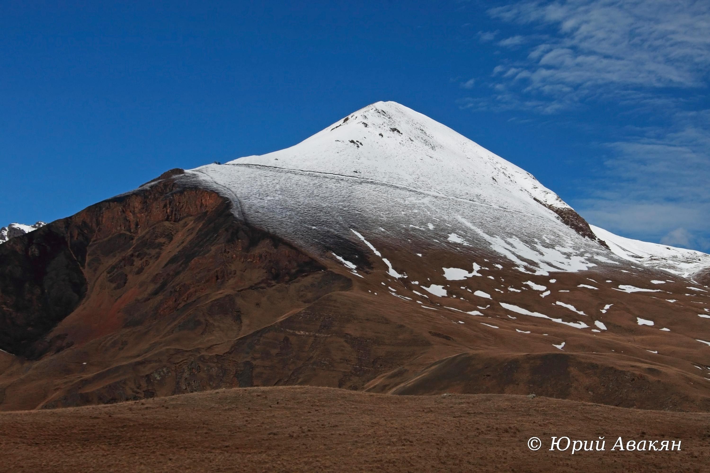 Гора Сирх