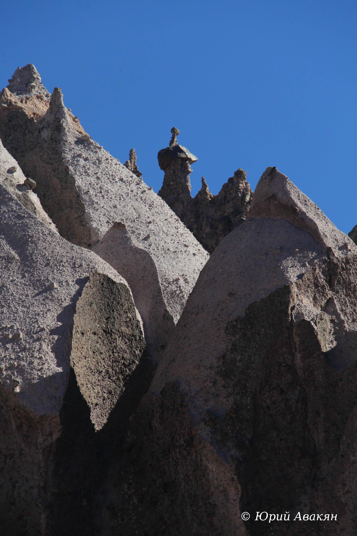 Долина замков на Джилы-Су