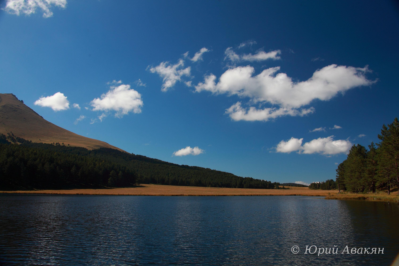 Озеро Хурла-Кёль