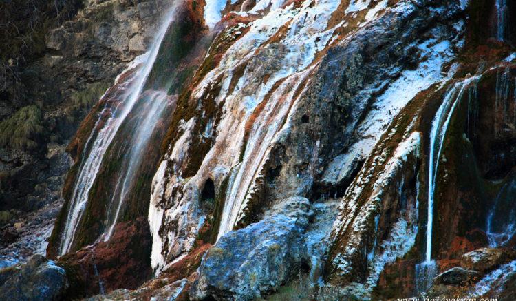 Царские водопады и Шадхурей