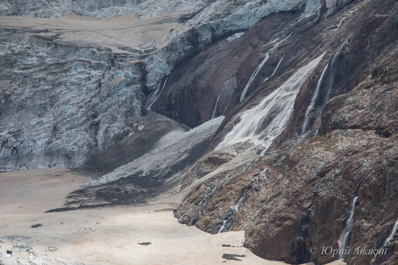 Ледники Домбая