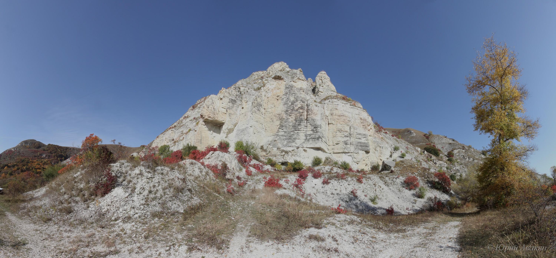 боргустанский хребет