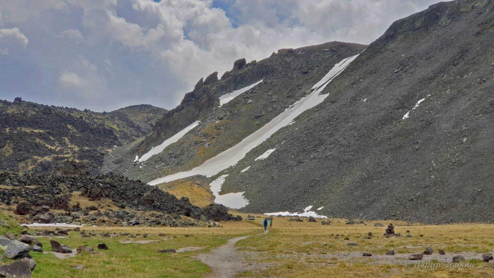Поездки в горы Кавказа