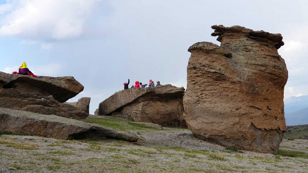 Джипинг по горам Кавказа