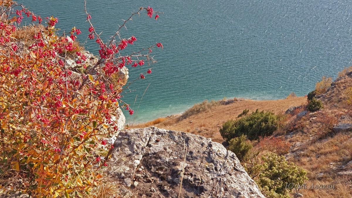 Тызыльское ущелье и озеро Гижгит