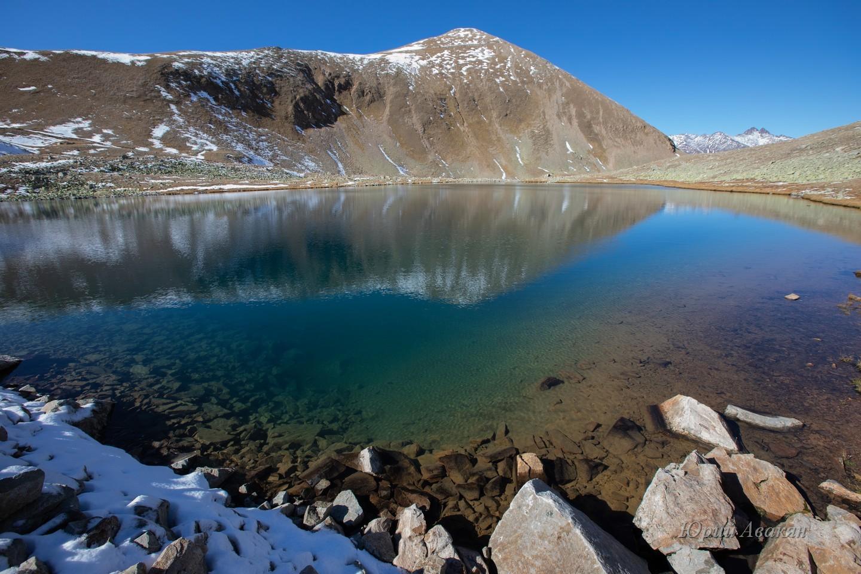 Мухинское озеро.