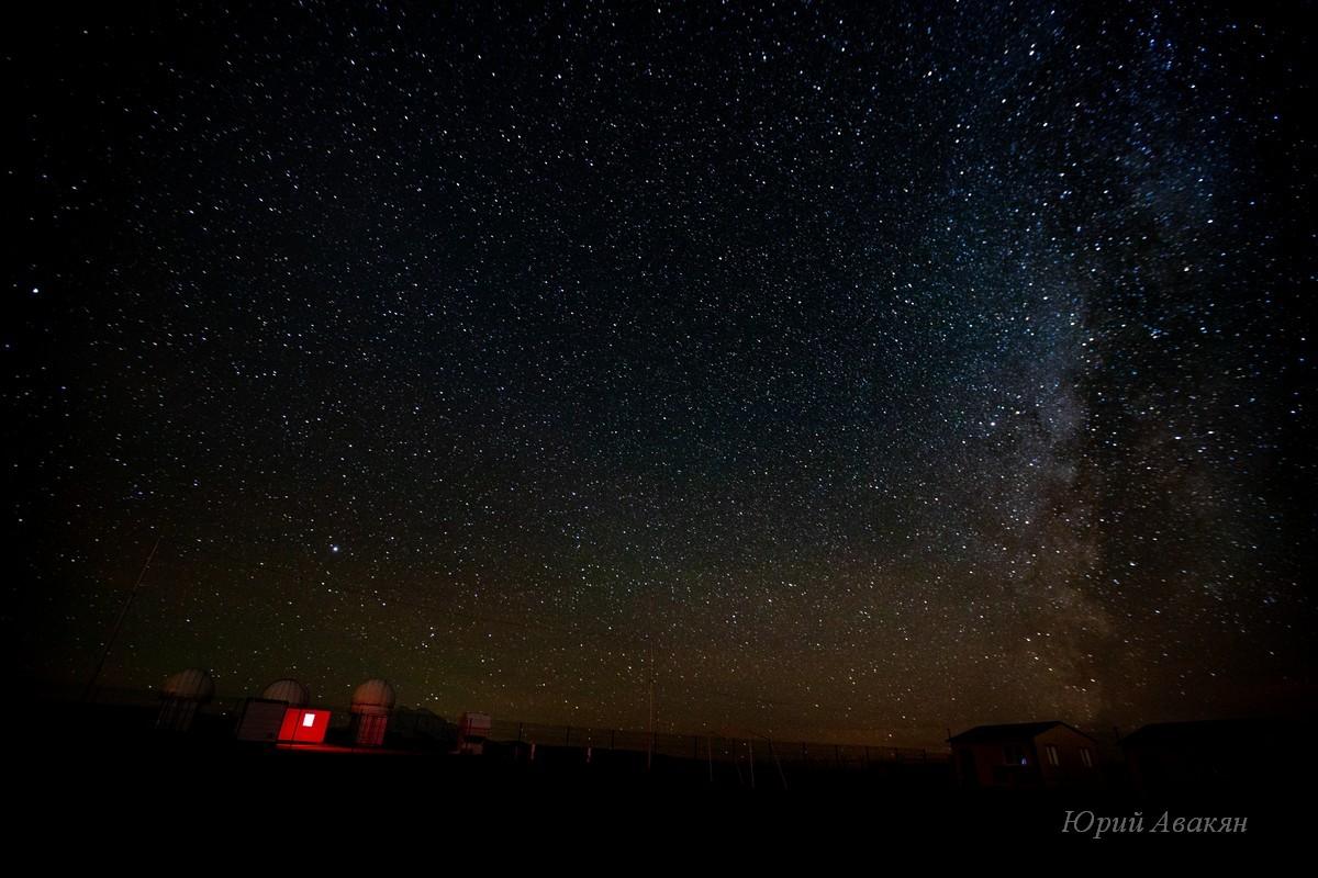 Экскурсия на обсерваторию из Кисловодска