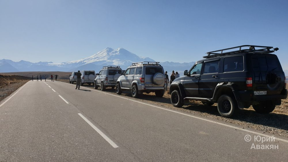 экскурсии в горы