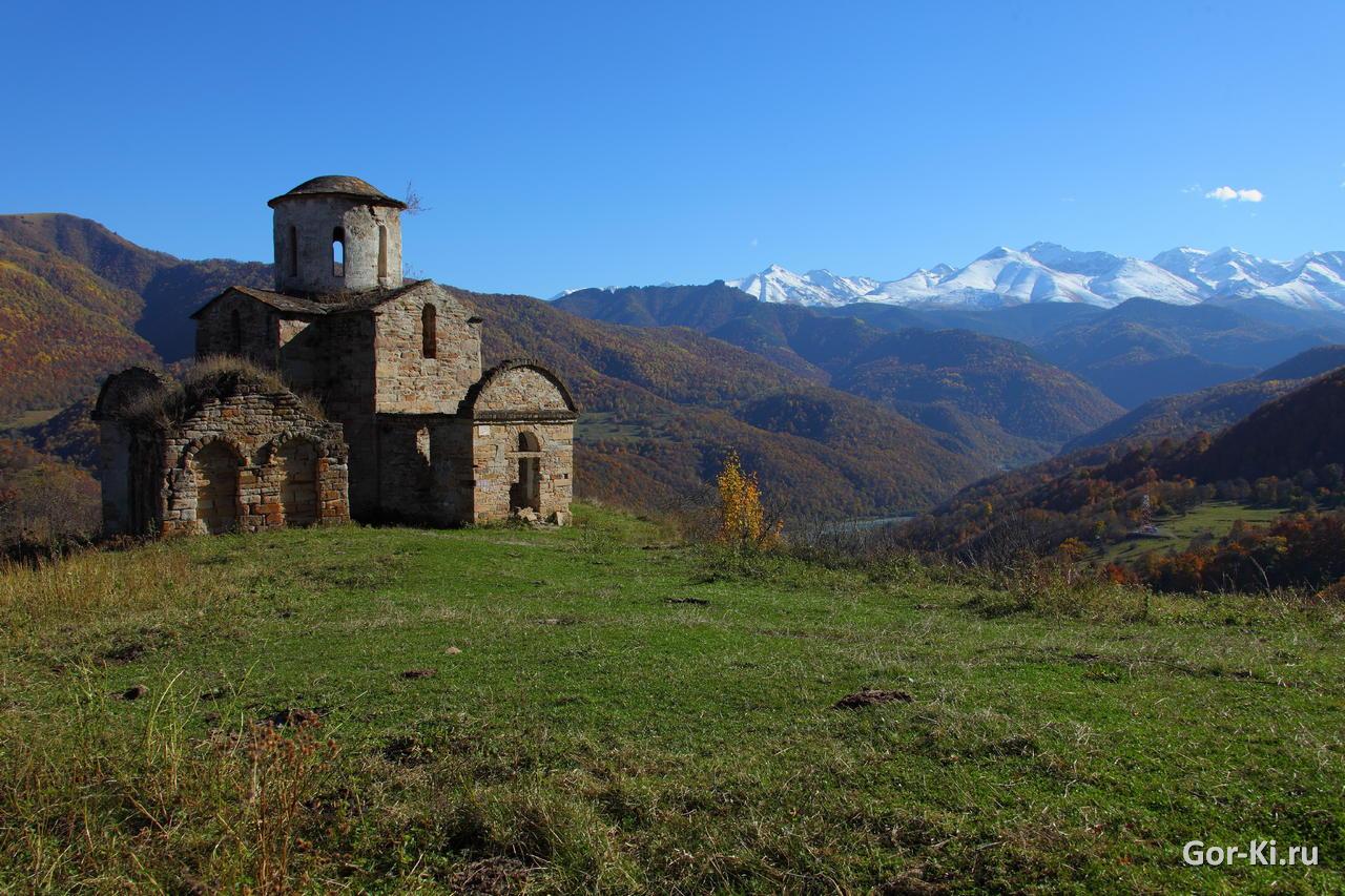 Сентинский храм 10 века