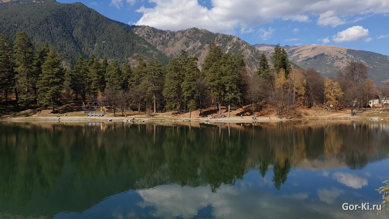 озера Каракель