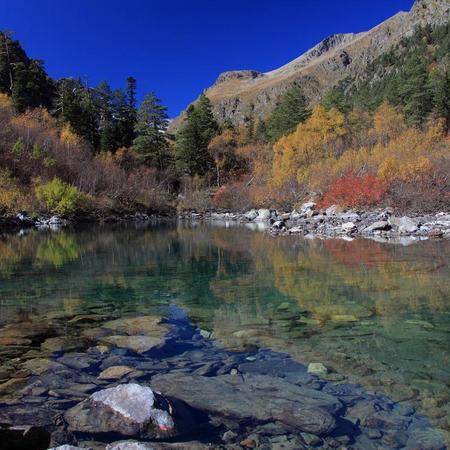 горные озера